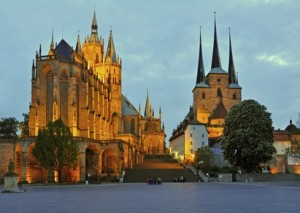 Domberg von Erfurt