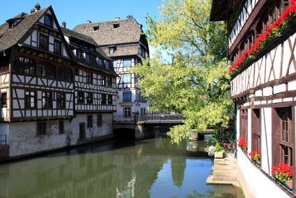 Elsaß, Straßburg